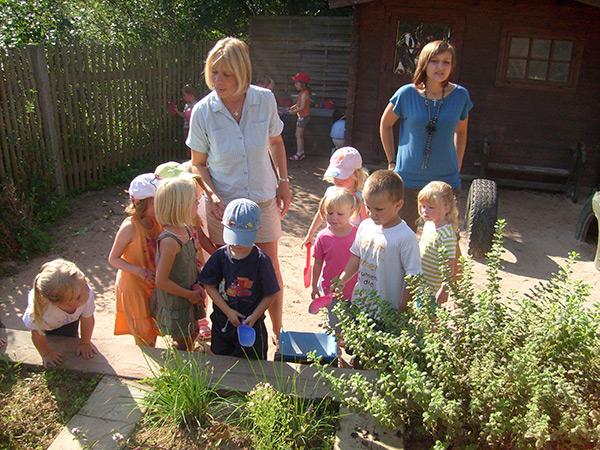 Garten Kita Gerstungen